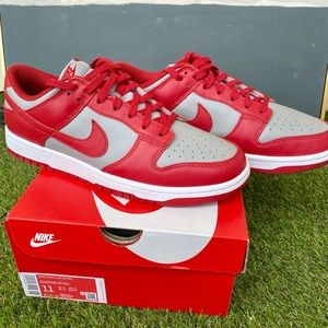 Nike Dunk Low UNLV- RETRO 2020 Limited Edition